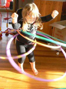 Hula Hoop Age 3
