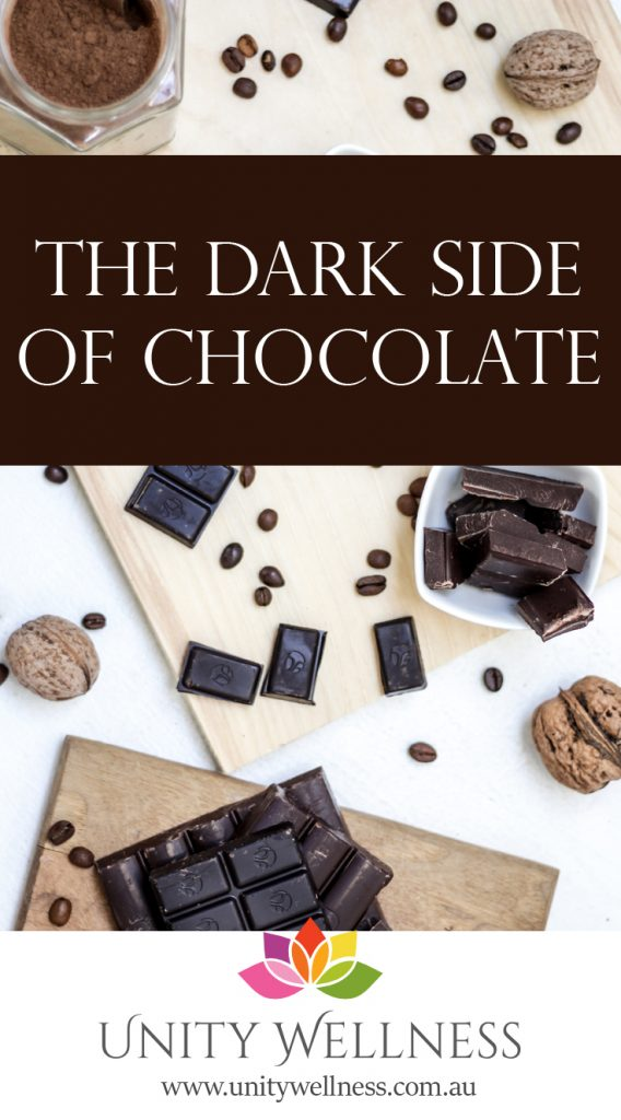 The Dark Side of Chocolate | Heavy Metals & healthier alternatives | www.unitywellness.com.au