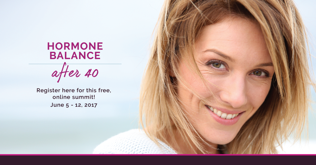 Hormone Balance After 40 Summit | www.unitywellness.com.au