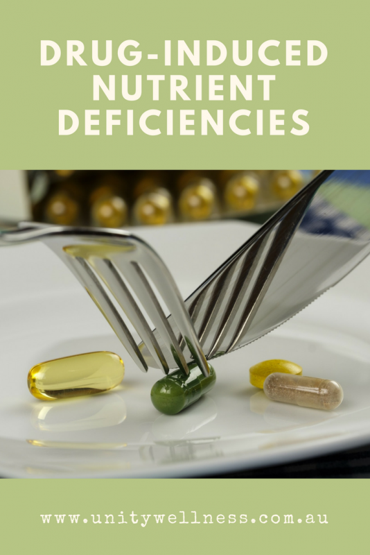 Drug_Induced_Nutrient_Deficiencies | www.unitywellness.com.au