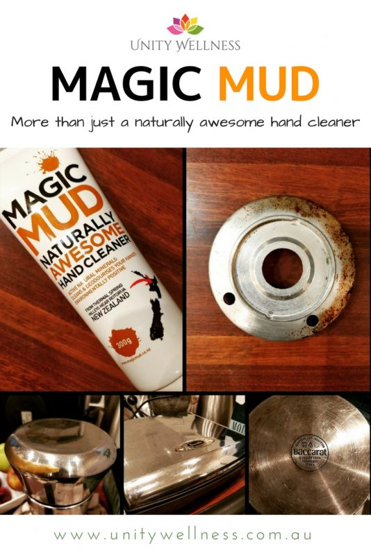 Magic Mud: More Than A Naturally Awesome Hand Cleaner | www.unitywellness.com.au