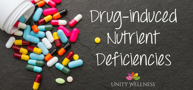 Drug-induced Nutrient Deficiencies