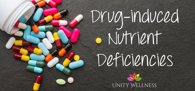 Drug-induced Nutrient Deficiencies