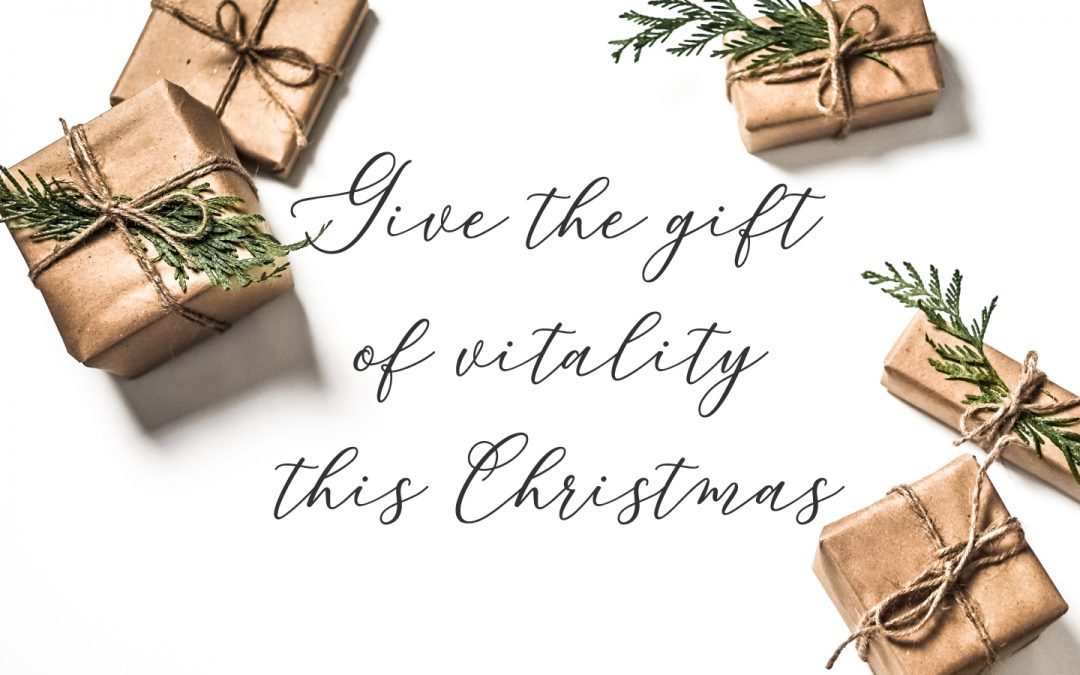 Healthy Christmas Gift Ideas 2018