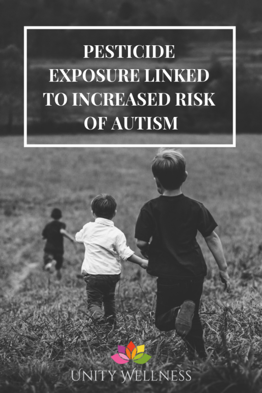 Pesticide Exposure Linked to Increased Risk of Autism | www.unitywellness.com.au